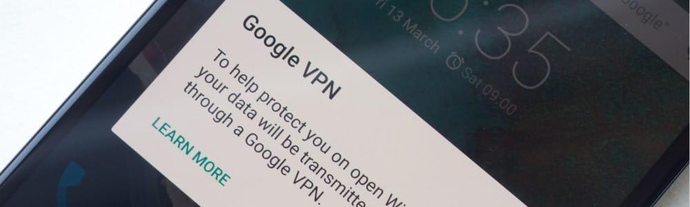 Google VPN