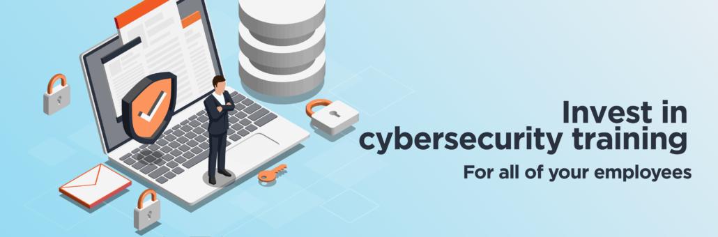 cyber security skills gap training